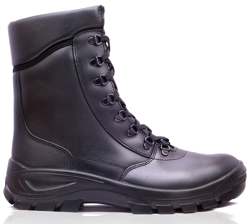 Police Boots Security Boots Bova Mens Safety Footwear South Africa